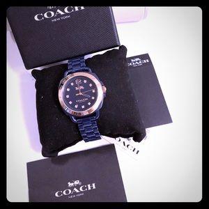 Coach Ceramic Watch